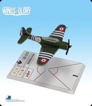 Wings of Glory: WW2 Douglas SBD-5 Dauntless (Ruet) Airplane Pack