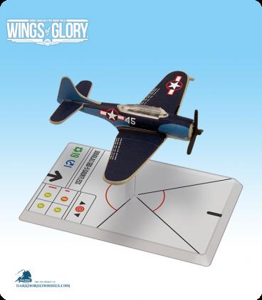 Wings of Glory: WW2 Douglas SBD-5 Dauntless (Kirkendahl) Airplane Pack