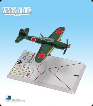 Wings of Glory: WW2 Yokosuka D4Y1 Suisei (Kokutai 121) Airplane Pack