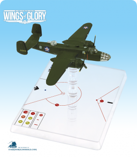 Wings of Glory: WW2 NA B-25B Mitchell (Doolittle) Airplane Pack