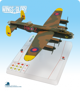Wings of Glory: WW2 Avro Lancaster B Mk.III ''Grog's the Shot'' Airplane Pack