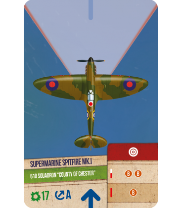 Wings of Glory: WW2 Supermarine Spitfire Mk.I (610 Squadron) Squadron Pack