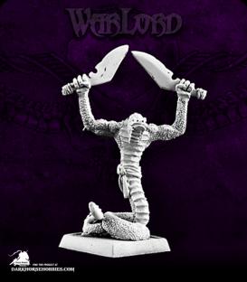 Warlord: Reptus - Nagendra Ranger Adept