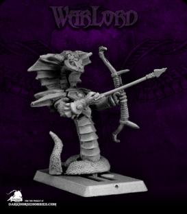 Warlord: Reptus - Klahan, Nagendra Venomspitter Sniper