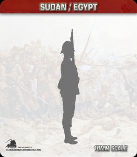 10mm Sudan/Egypt: Egyptian Infantry