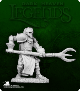 Dark Heaven Legends: Black Legionnaire