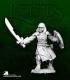 Dark Heaven Legends: Black Legionnaire with War Blade