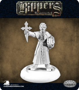 Savage Worlds: Rippers - Order of St. George Priest