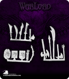 Warlord: Reven - Reven Weapons Pack