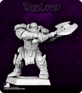 Warlord: Reven - Varaug the Great II, Orc Warlord