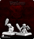 Warlord: Bloodstone Gnomes - Scraggers Grunt Box Set