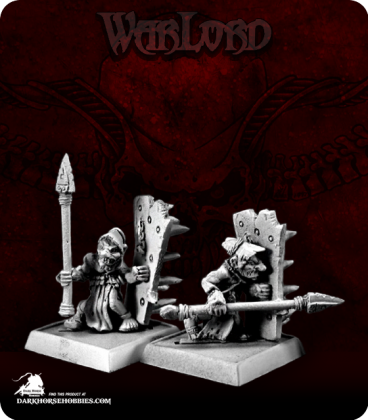 Warlord: Bloodstone Gnomes - Pulgers Adept Box Set
