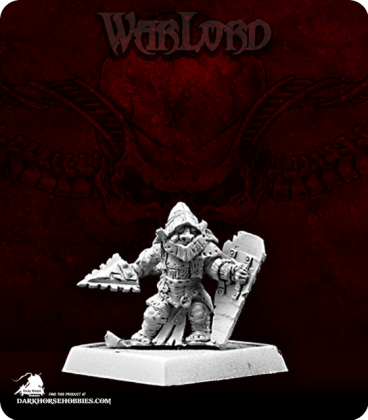 Warlord: Bloodstone Gnomes - Tunnel Knight