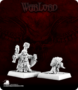 Warlord: Bloodstone Gnomes - Kulgurk the Cruel and Familiar