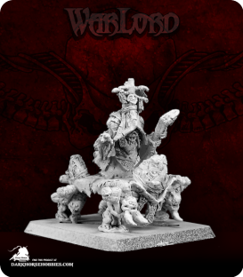 Warlord: Bloodstone Gnomes - Kurand the Ever Living