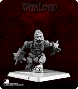 Warlord: Bloodstone Gnomes - Lesser Bloodstone Golem