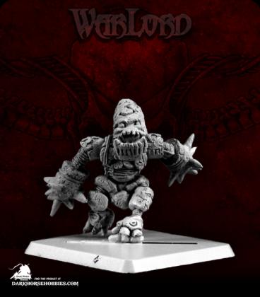 Warlord: Bloodstone Gnomes - Lesser Bloodstone Golem