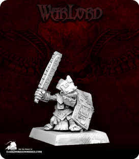 Warlord: Bloodstone Gnomes - Kordtok the Gutter