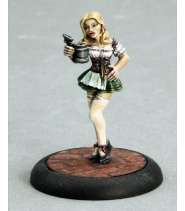 Chronoscope: Gretchen, Oktoberfest Fraulein (painted by Jennifer Haley)