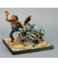 Chronoscope (Wild West): Crazy Pete, Prospector (painted by Rhonda Bender)