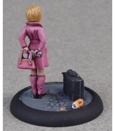 Chronoscope (Noir): Agatha Fox, Female Spy (painted by Citrine)