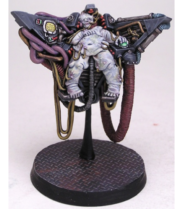 Chronoscope (Super Villains): Dr. Totenkranz (painted by ChambersofMiniatures)