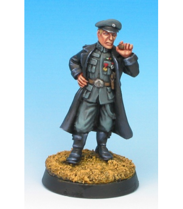 Chronoscope: General Drake (painted by Grimvar)