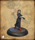 Chronoscope (Noir): Astrid Berger, Female Spy (painted by JBG)