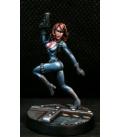 Chronoscope (Noir): Natalia, Female Secret Agent (painted by Angela Imrie)