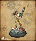 Chronoscope (Survivors): Berkeley, Female Zombie Hunter (painted by Limey72)