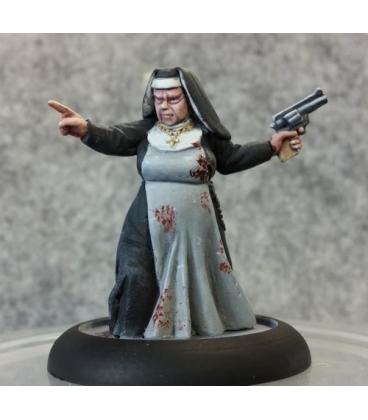 Chronoscope (Mean Streets): Sister Maria, Nun (painted by Esteban Jauregui Lorda)
