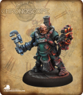Chronoscope (Chronotech): Decker Lugstamp, Steampunk Hero (painted by Mengu Gungor)
