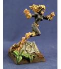 Chronoscope (Super Villains): Lady Tiger (painted by Nytflyr)