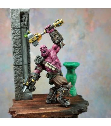 Chronoscope (Super Villains): Mega-Mutant (painted by Kharsin)