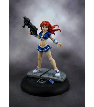 Chronoscope: Sugar, Anime Heroine (painted by Jim Cook Jr)