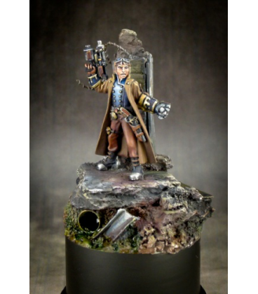 Chronoscope (Chronotech): Andre Durand, Time Chaser (painted by Michael Proctor)