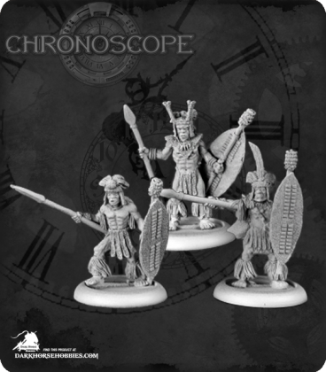 Chronoscope: Zulu Warriors Set 2