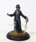 Chronoscope (Pulp Adventures): Smedley Cloverdash, Evil Villain (painted by Dave Morrison)
