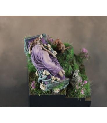 Chronoscope: Sleeping Beauty (painted by Jennifer Wojcik)