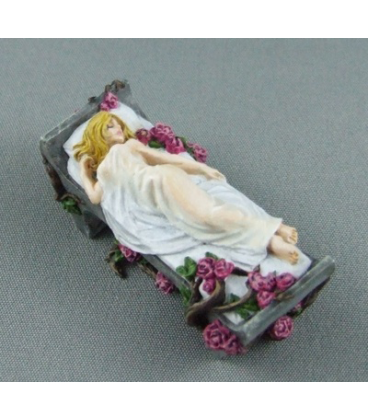 Chronoscope: Sleeping Beauty (painted by Justine Dunn)