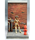 Chronoscope (Mean Streets): Cleo Greene, Mod Heroine (painted by Laszlo Jakusovszky)