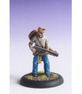 Chronoscope (Survivors): Gallup, Zombie Survivor (painted by SuperblyPainted)