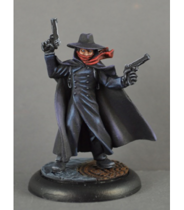 Chronoscope (Pulp Adventures): The Black Mist, Vigilante (painted by JBG)