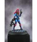 Chronoscope: Farrah, Sci Fi Heroine (painted by Jim Cook Jr)