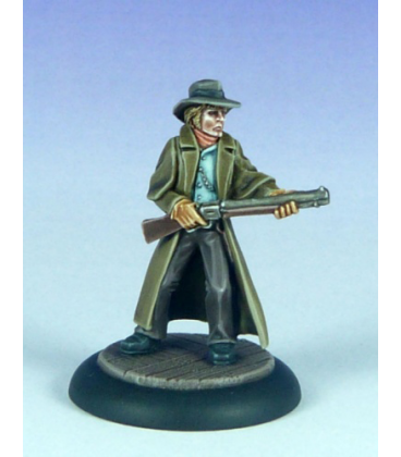 Chronoscope (Wild West): Buck Fannin, Cowboy (painted by SuperblyPainted)