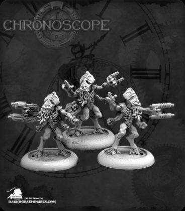 Chronoscope (Alien Worlds): Kulathian Invaders Set
