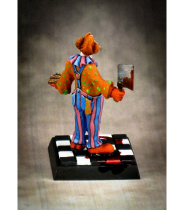Chronoscope: Bonzo the Killer Klown (painted by Michael Proctor)