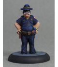 Chronoscope (Mean Streets): Joe Don Mitchell, Sheriff (painted by Citrine)