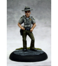 Chronoscope (Mean Streets): Deputy Wayne Tisdale (painted by Martin Jones)