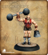 Chronoscope: Herq, Circus Strong Man